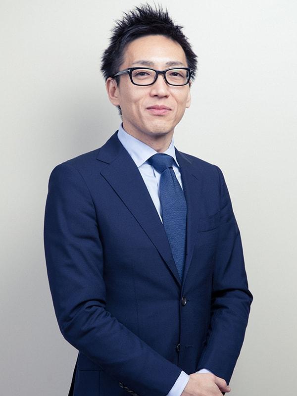 代表取締役社長 名鏡 龍之介
